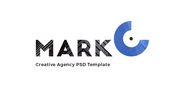 MarkO - Creative Agency and Portfolio PSD Template - Portfolio Creative