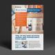 16 Pages Newsletter Design Template V.1 - GraphicRiver Item for Sale