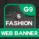 Fashion Banners And Ads - GraphicRiver Item for Sale