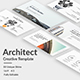 Architect Builder Google Slide Template