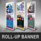 Automobile Repair Roll-Up Banner Template - GraphicRiver Item for Sale