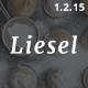 Liesel - Cafe, Dining and Bakery WordPress Theme - ThemeForest Item for Sale
