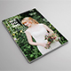 Green Wedding Album - GraphicRiver Item for Sale
