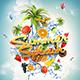 Summer Splash Flyer Template