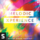 Melodic Experience Flyer - GraphicRiver Item for Sale