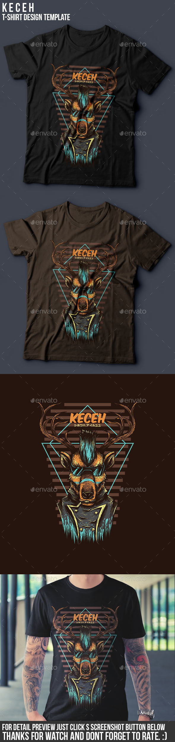 Keceh T-Shirt Design - Funny Designs