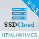 SSDCloud | Multipurpose Hosting with WHMCS and Technology Business Template Nulled