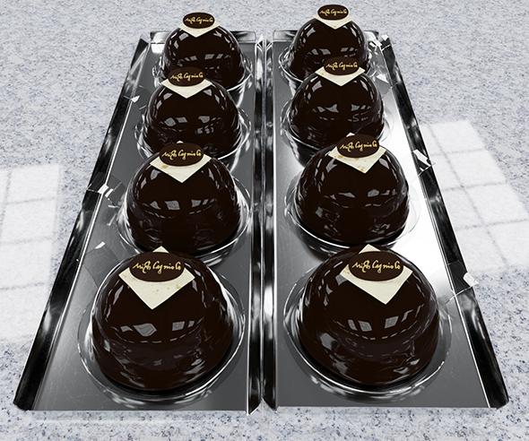 3DOcean Chocolate treats 20306304