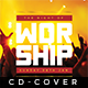 Worship - Cd Artwork - GraphicRiver Item for Sale
