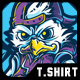 SWG Lil Chicken T-Shirt Design - GraphicRiver Item for Sale