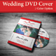 Wedding DVD Cover - 7 Color Options