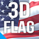 3D Flag Collection - VideoHive Item for Sale