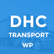 DHC | Logistics Transportation WordPress Theme - ThemeForest Item for Sale