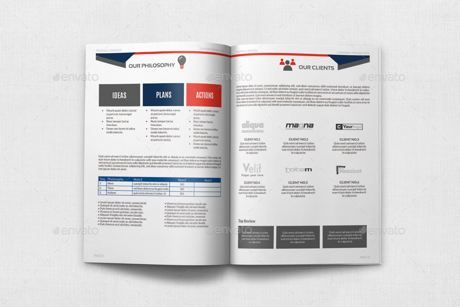Company Branding Identity Bundle By Owpictures Graphicriver