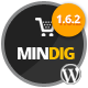 Mindig: a Flat & Multipurpose Ecommerce Theme Nulled