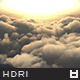 High Resolution Above The Clouds HDRi Map 007