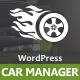 Car Manager - Car Dealership Business WordPress Theme