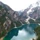 Scenic Lago Di Braies in Dolomites, Italy Alps - VideoHive Item for Sale