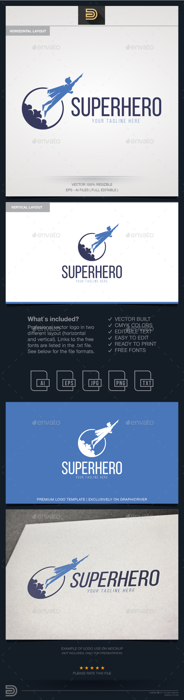 Below are two different file formats of the superman logo in a beveled - Super Hero Logo Template Humans Logo Templates