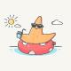 Summer Joy - GraphicRiver Item for Sale