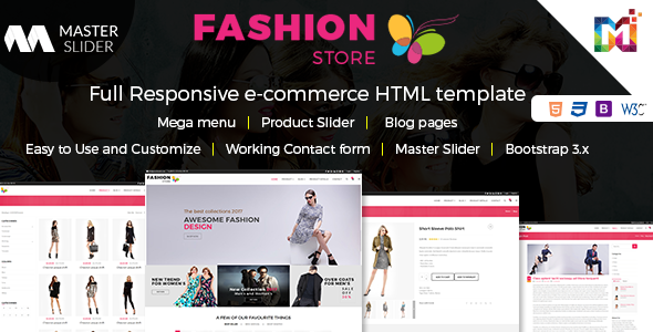 Shop Studio - Responsive eCommerce HTML Template - Creative Site Templates