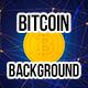 Bitcoin Blockchain Background