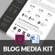 Blog Media Kit Template
