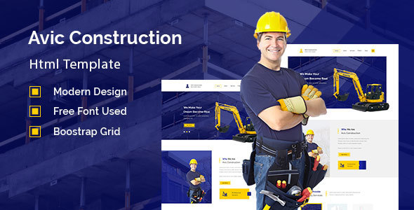 Avic - Construction, Building Company