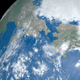 Bering Strait in Earth Planet - VideoHive Item for Sale