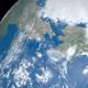 Bering Strait in Earth Planet