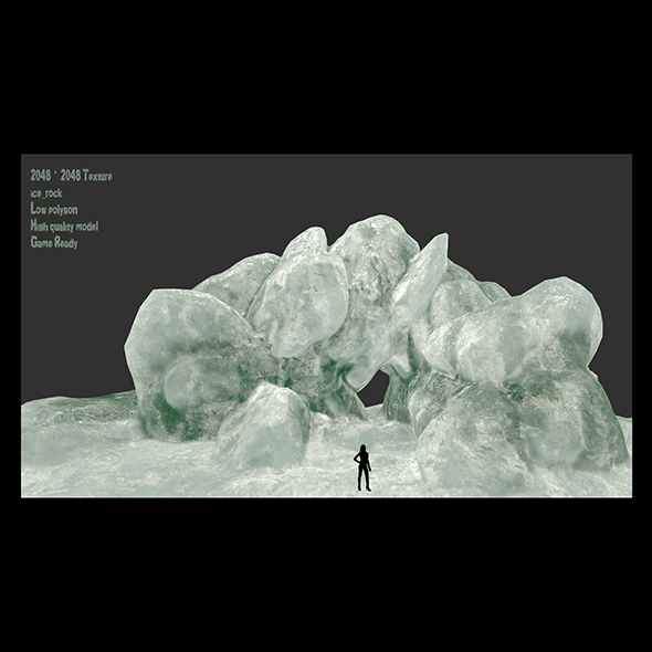 ice cave 2 - 3DOcean Item for Sale