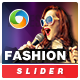 Fashion Sale Sliders - 8 Designs