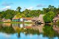 Amazon Jungle Village - PhotoDune Item for Sale