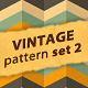 4 Pattern Seamless Vintage Style Set - GraphicRiver Item for Sale