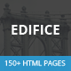 Edifice - Responsive HTML5 Template Nulled