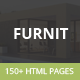 Furnit - Responsive HTML5 Template - ThemeForest Item for Sale