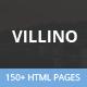 Villino - Multipurpose HTML5 Template Nulled