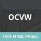Ocvw - Multipurpose HTML5 Template - ThemeForest Item for Sale