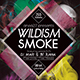 Wildism Smoke Flyer - GraphicRiver Item for Sale