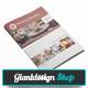 Restaurant Brochure - GraphicRiver Item for Sale
