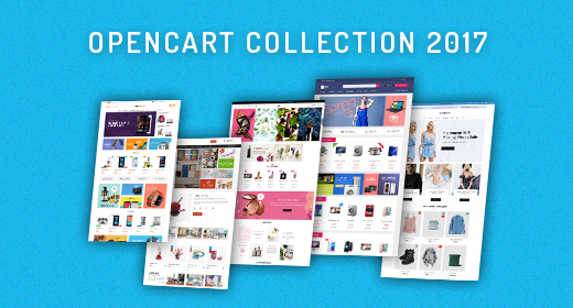 The Most Wanted OpenCart Themes