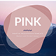 Pink - Minimal & Creative PowerPoint Template - GraphicRiver Item for Sale
