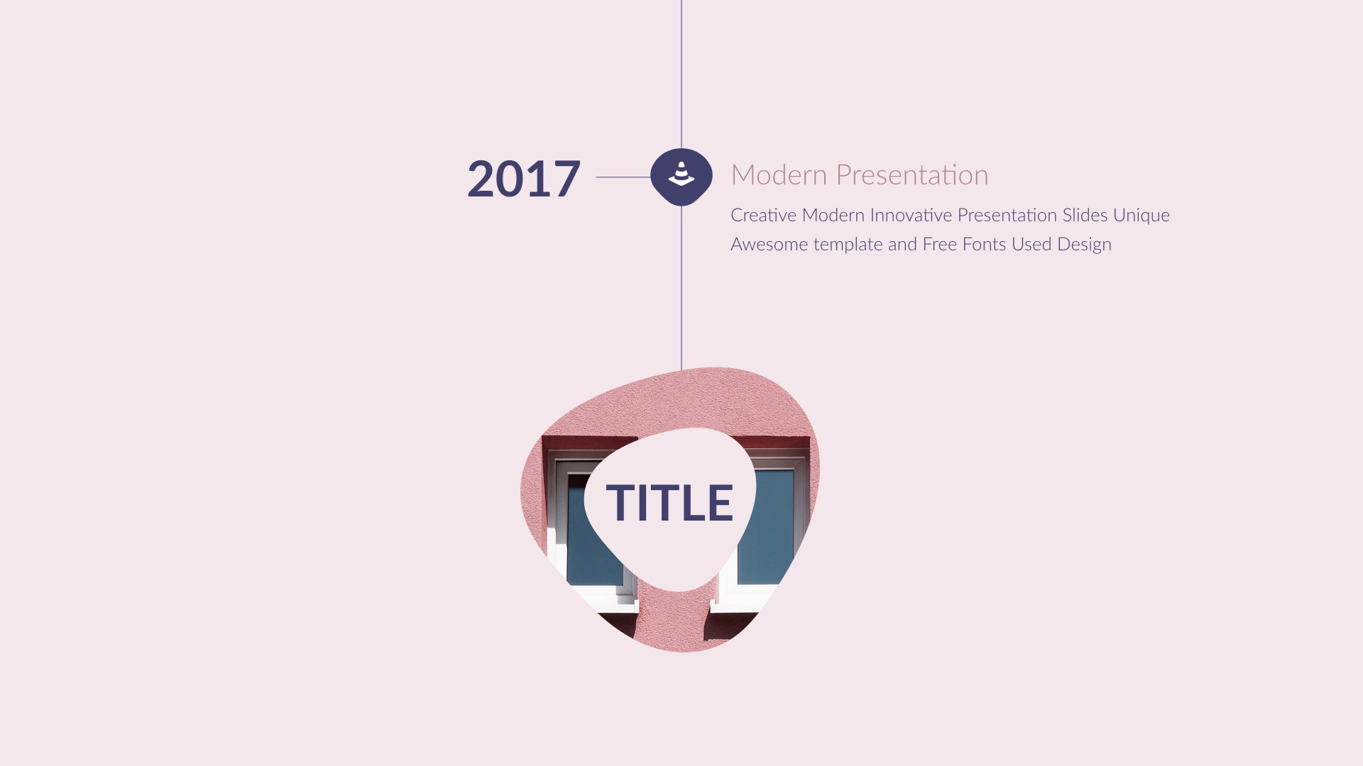 Pink minimal creative powerpoint template by 5yue graphicriver pink038 pink011eg toneelgroepblik Choice Image