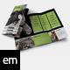 Equestrian - Horse Club Trifold Brochure
