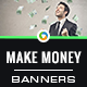 Online Business HTML5 Banners - 7 Sizes - BEE-CC-131