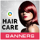 Spa & Saloon HTML5 Banners - 7 Sizes - BEE-CC-134