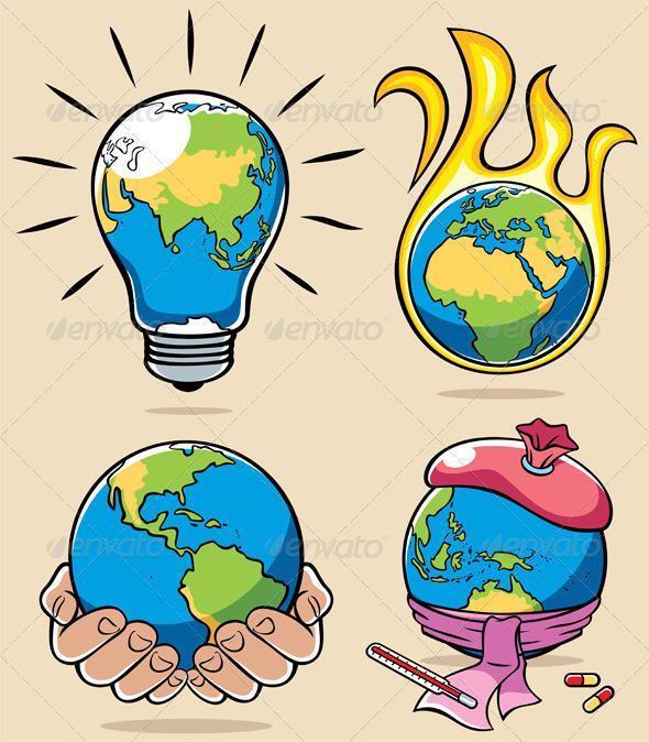 Ecology Concepts 3 - Abstract Conceptual