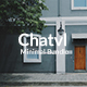 Chatvl Minimal Bundle Keynote Template - GraphicRiver Item for Sale