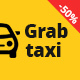 Grab Taxi | Online Taxi Service - ThemeForest Item for Sale