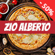 Zio Alberto | Restaurant / Cafe / Bistro Theme - ThemeForest Item for Sale